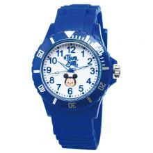 【迪士尼】日系TsumTsum運動彩帶錶-經典米奇