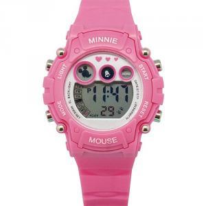 多功能電子錶-粉紅