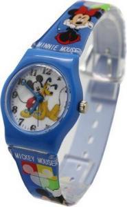 迪士尼 米奇與布魯托休閒錶(中)