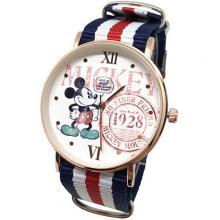 迪士尼薄型玫瑰金錶款-1928米奇